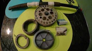 Как сделать снасть кольцо для рыбалки