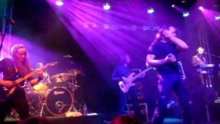 Threshold - Avalon (25 march, Boerderij, Zoetermeer)