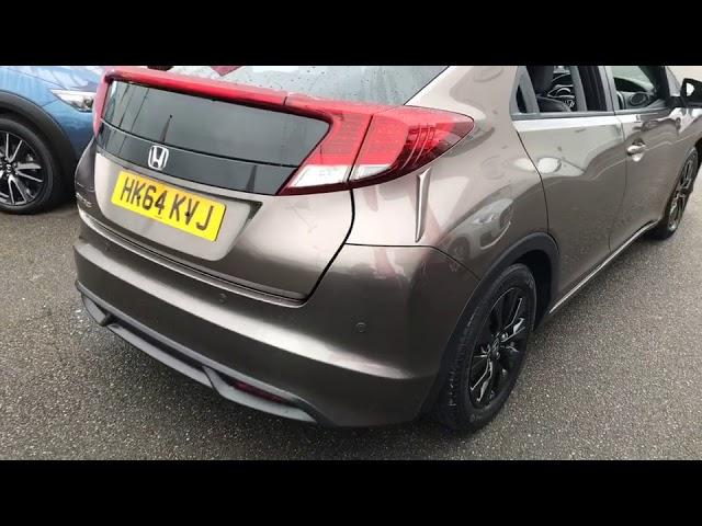 Honda CIVIC 1.6 i-DTEC SR 5dr 2014 2