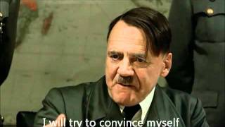 Hitler plans to buy himself