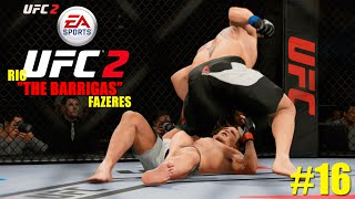 EA SPORTS UFC 2 | #16 | 42 Segundos - Knock Out King