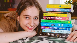 i tried reading 50 pages every day for 30 days // here's what happened