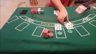 Top 10 Misplayed Blackjack Hands