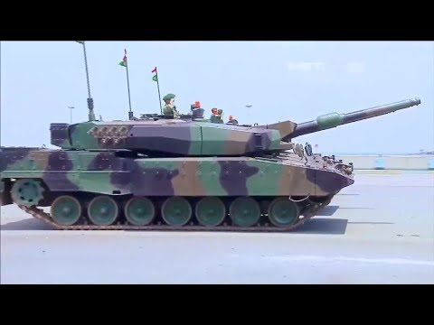 Net. TV - Indonesia Military Parade 2017 : Full Military Assets Segment [720p]