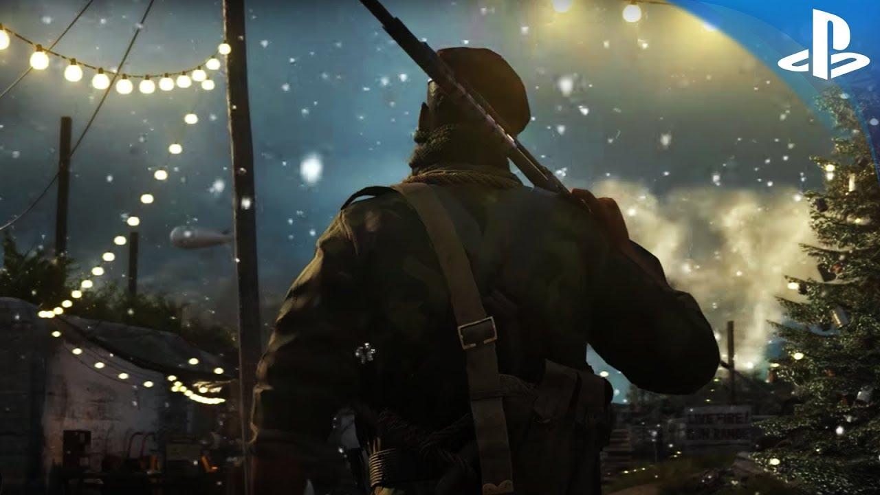 El evento estacional gratuito Asedio Invernal de Call of Duty: WWII ya está disponible