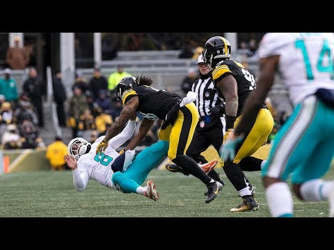 NFL Loudest Hits