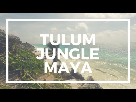 Tulum Jungle Maya | TUI Excursion | 2017 Vlog