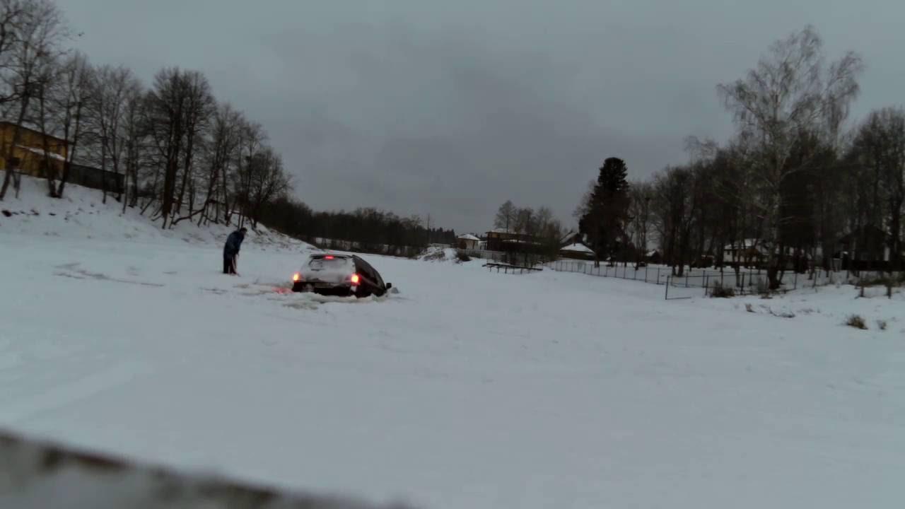 Как Стас утопил в озере чужой Land Cruiser (3 видео)