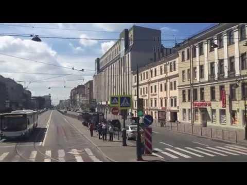 Санкт-Петербург. Центр города. Невский проспект и его достопримечательности.