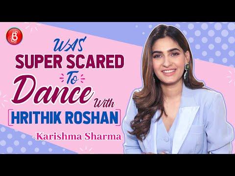 Was Super SCARED To Dance With Hrithik Roshan: Karishma Sharma