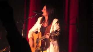 "Terri Clark ""It Wasn't God Who Made Honky Tonk Angels"" Live in Calgary, AB, 3/16/13"