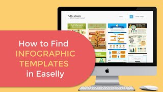 How To Find Infographic Templates In Easelly