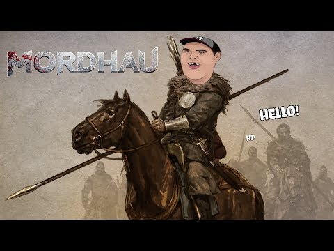 Never Fight A Man On A Horse! | MORDHAU BR