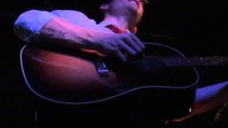 Jon McLaughlin - Beautiful Disaster - The Christmas Tour Boston 2014