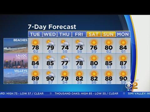 Danielle Gersh's Weather Forecast (Oct. 15)