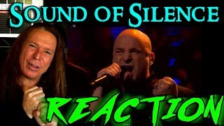 Vocal Coach Reacts To Disturbed   The Sound Of Silence   Ken Tamplin