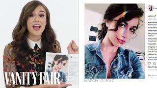 Colleen Ballinger (Miranda Sings) Explains Her Instagram Photos | Vanity Fair