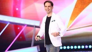 Moment amuzant la Next Star! Dan Negru a încurcat începutul emisiunii cu finalul!