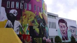 Regresa el Festival Internacional de Arte Urbano Constructo en su 4ta. Edición.