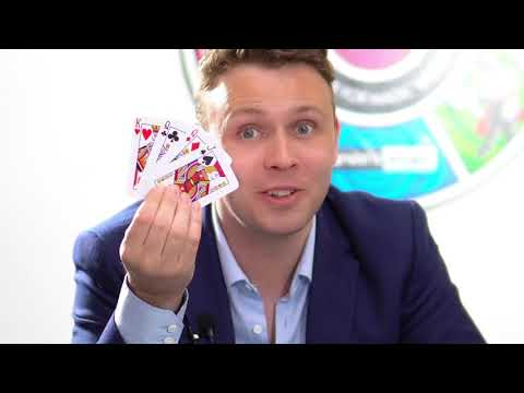 Youtube Video for Fifty Greatest Card Tricks - Marvin's Magic