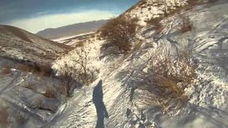 preview picture of video 'Ravine in Orlovka'
