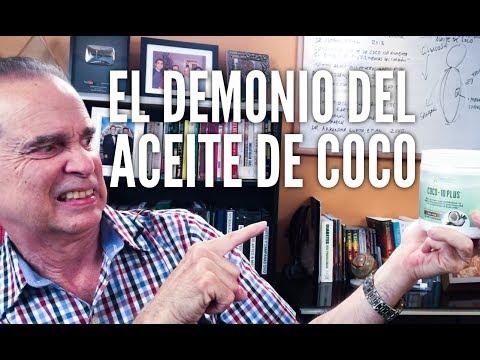 Toda La Verdad Sobre El Aceite De Coco