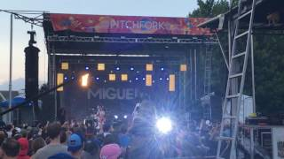 Do You Like Drugs  Miguel  Pitchfork 2016