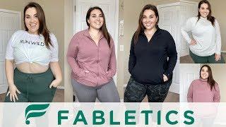 Fall Activewear from Fabletics 🍂| Sarah Rae Vargas
