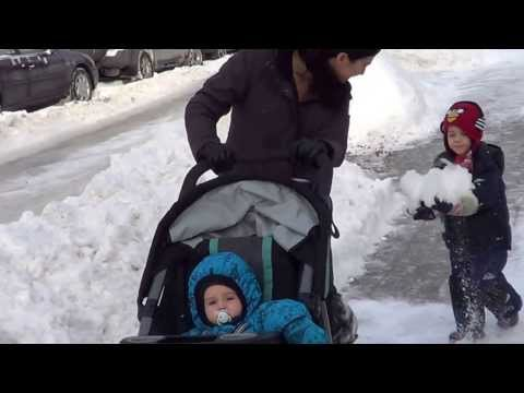 Graco Jogging Stroller Review