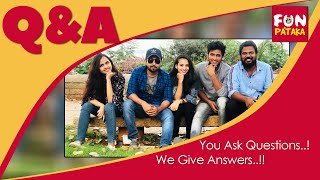 FunPataka Q and A | Latest Telugu Pranks | FunPataka