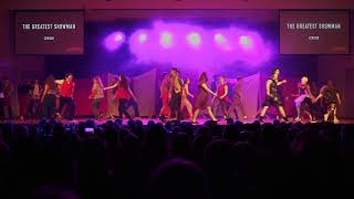The Greatest Showman - 2CW & 2EO -  Airband 2018
