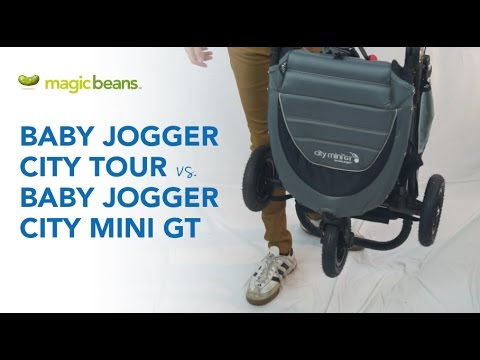 Baby Jogger City Tour vs Baby Jogger City Mini GT Stroller | Best Most Popular | Comparisons