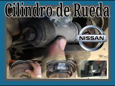Fuga de Liquido de Frenos? Cilindro de Rueda, Nissan Tsuru