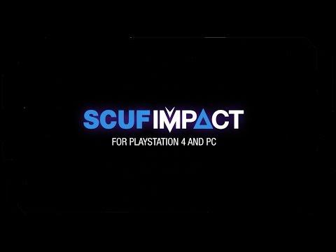 Scuf Impact Hex Camo Green