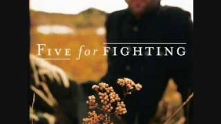 Five for Fighting- Superman (It's Not Easy)