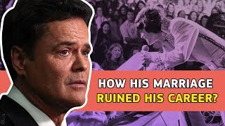 The Disturbing Truth Behind Donny Osmond | ⭐OSSA