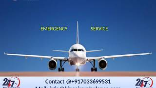 Get Best King Emergency Air Ambulance from Lucknow and Varanasi to Delhi