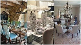 Luxurious Dinning Room #Decor & Design/Home Interior Design #Ideas