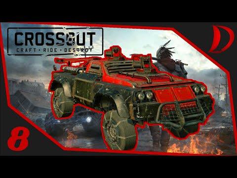 CrossOut | Giveaway? a balíček Wasteland Warrior! | #8 | CZ