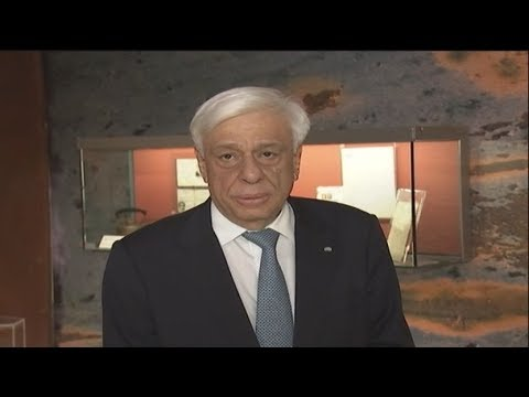 O Πρόεδρος της Δημοκρατίας στο Ηράκλειο Κρήτης