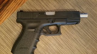 Lone Wolf Glock Replacement Barrel