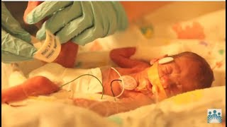 A Preemie's Baby Steps Toward Health | Kaiser Permanente