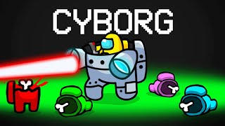 *NEW* CYBORG KILLER ROLE In Among Us!