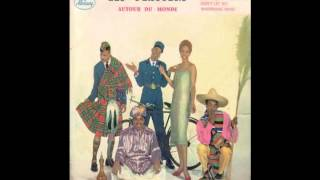 The Platters   It's raining out side- Chove lá fora( Tito madi)