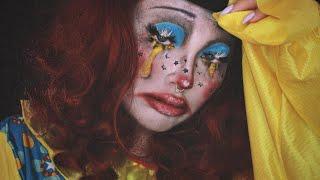 Sad Clown Makeup Tutorial / Gift Card Giveaway With Drop App
