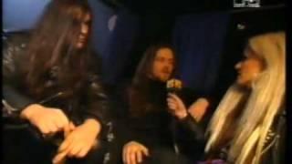 Vader 1993 Interview MTV
