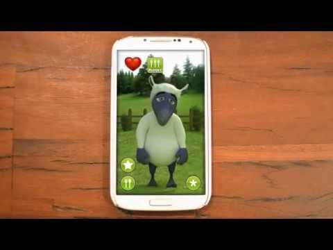 Video of Talking Sam Sheep