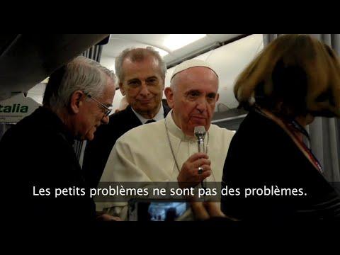A quand le Pape en France ?