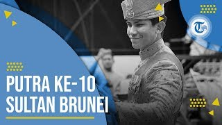 Profil Pangeran Abdul Mateen - Putra Sultan Brunei yang Curi Perhatian saat Pelantikan Presiden RI