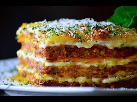 Yummy lasagna Recipe
